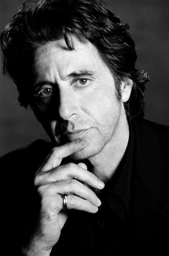 Al Pacino. I love this man, my favorite actor.