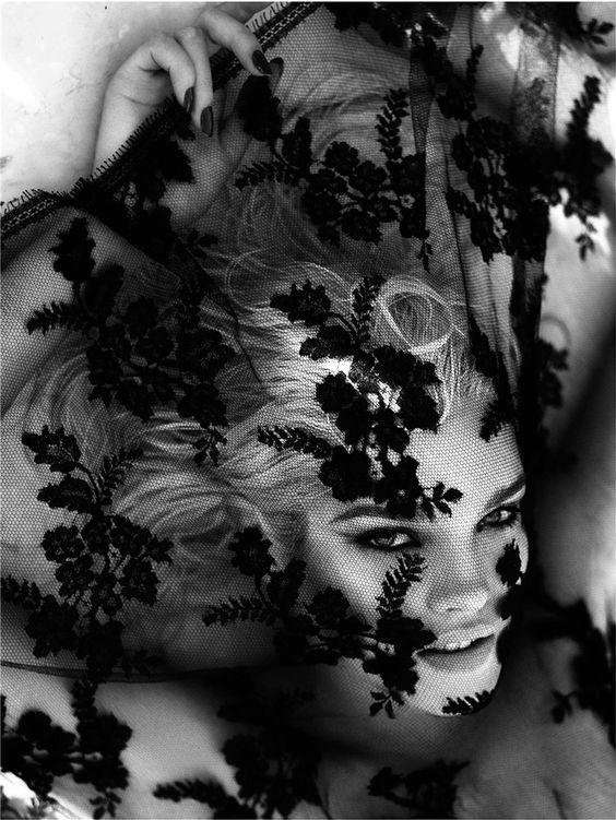 Natalia Vodianova photographed by Mert Alas and Marcus Piggott for the 2006 Pirelli calendar.