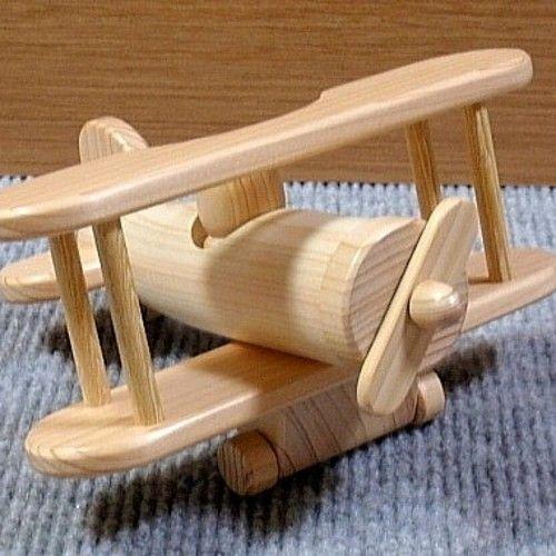 木のおもちゃ 飛行機b おもちゃ 木のおもちゃ 手作り