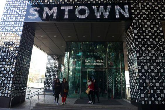SMTown inaugura seu espaço multi uso no COEX Artium em Seul