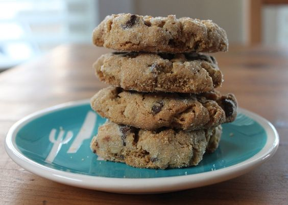 Recipe: Peanut Butter Oatmeal Chocolate Chunk Cookies | Domestocrat ...