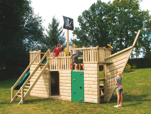 jeux jardin bois enfant victory durlang home jardin d 39 enfants pinterest pirates. Black Bedroom Furniture Sets. Home Design Ideas