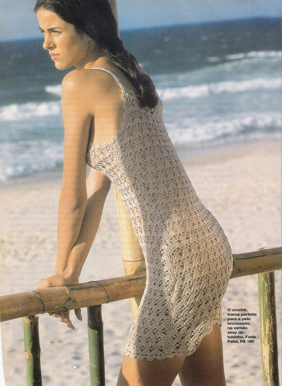 Crochetemoda: Abril 2011