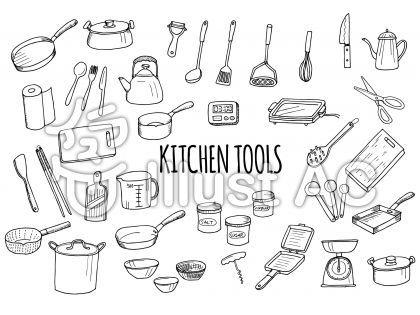 キッチン イラスト 無料イラストなら イラストac キッチン