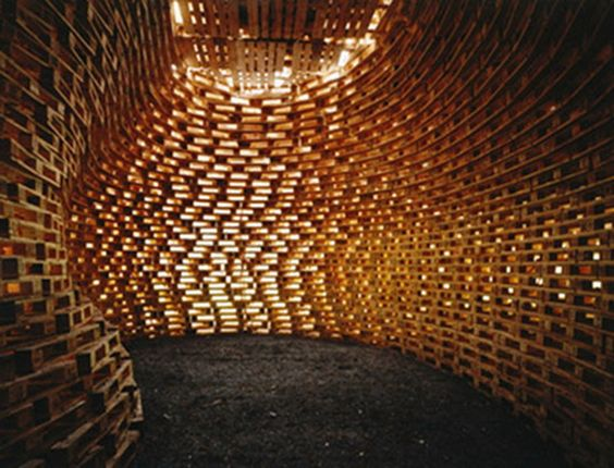 Contemporary Wilderness: Temporary Pavilion by Matthias Loebermann