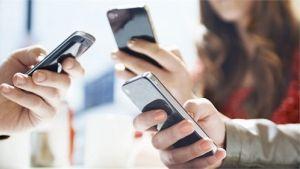 Tỷ lệ sử dụng điện thoại thông minh ở Hàn Quốc rất cao