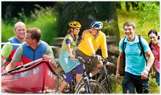 Kanutour, Wandern oder mit Rad oder Skates entlang der Lahn. Zum Beispiel ab Weilburg, inklusive Schiffstunnel und Schleusen!