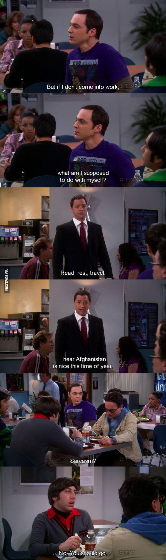 The Big Bang Theory (2007– ):