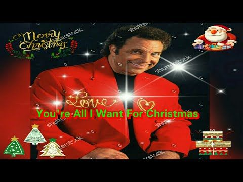 You'Re All I Want For Christmas 2020 fanmadevideo#tomjonesPH#mysexbomb Tom Jones   You're All I Want