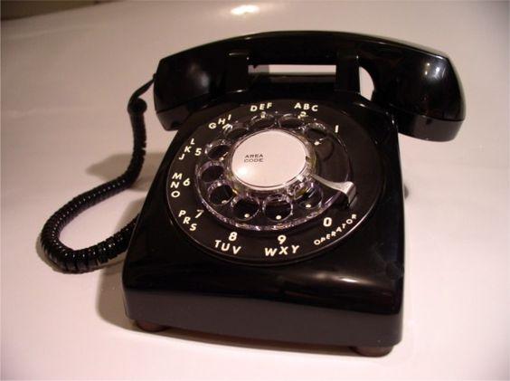 El teléfono negro
