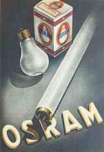 Werbung /Bilder 1950