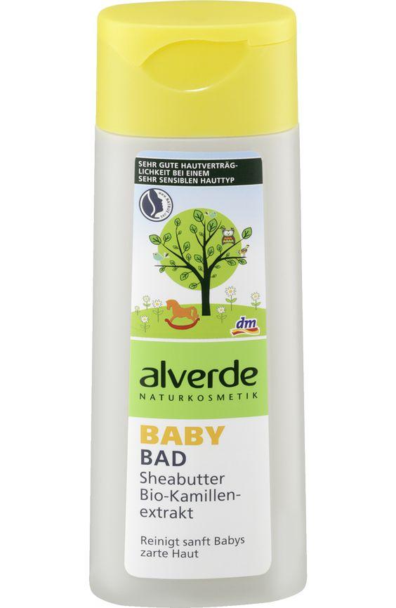 Naturkosmetik Baby Bad