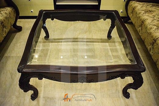 Glass Top Center Table Center Table Buy Furniture Online Table