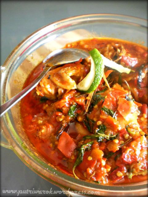 Ayam Rica Rica Resep Makanan India Resep Seafood Resep Masakan