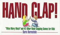 Hand Clapping games... Always appropriate