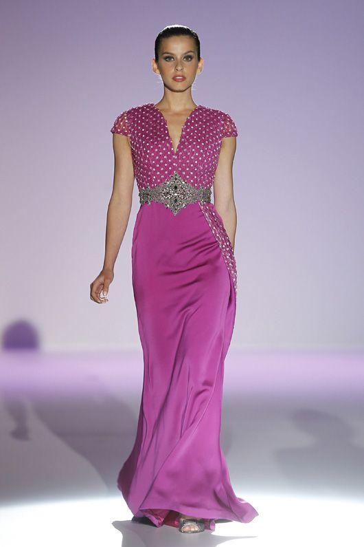 Colección 2013 de vestidos de fiesta de Franc Sarabia: Bridal Week, Weddingguest Vestidodefiesta, Gala Gowns, 2013, Dresses, Sarabia Weddingguest