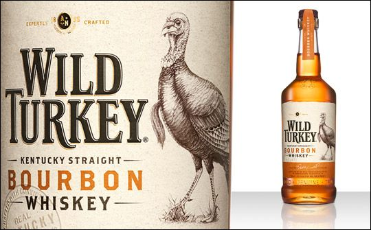 Wild Turkey release striking new packaging, capturing core brand values along…