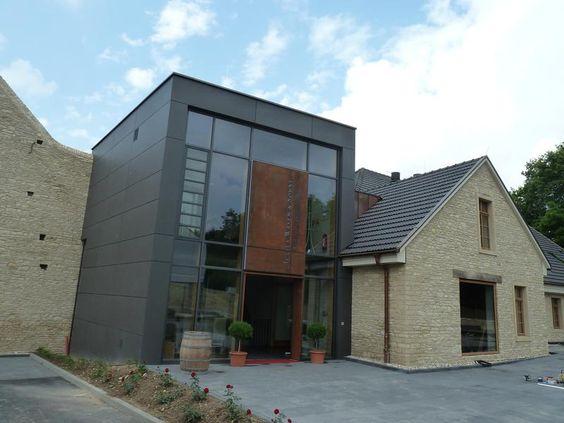 bauen im bestand - umbau kloster engelthal - haus des weines | old, Innedesign