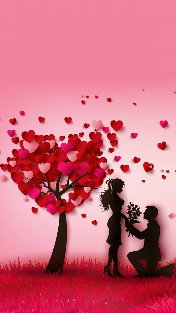 60 Cute Love Couple Phone Wallpapers Cute Love Wallpapers Cartoon Love Photo Cute Couple Wallpaper
