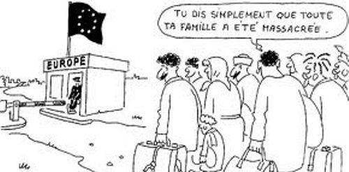 Lire : Le Roman noir des Demandeurs d'asile,Philippe Randa http://infos-75.com