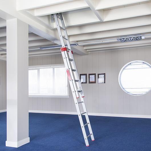 Hook On Ladder In 2020 Ladder Loft Ladder Safe Storage