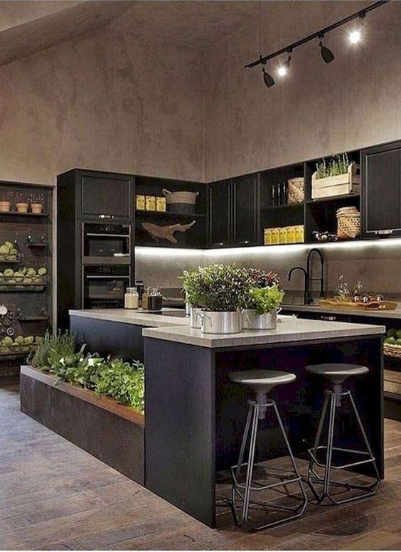 40 decorations de cuisine modernes et