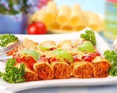 Cannelloni bolognaise (facile, rapide) - Une recette CuisineAZ