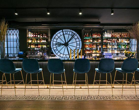 Graben 30 u2013 Restaurant Lounge Bar in Wien Дизайн коммерческих - hotels mit glutenfreier küche auf mallorca