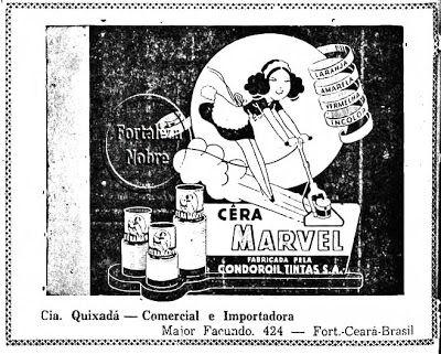Fortaleza Nobre | Resgatando a Fortaleza antiga : Publicidades Antigas