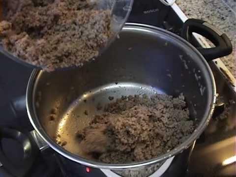Receita Croquete de Carne Cremoso (Meat Croquettes Recipe) - YouTube