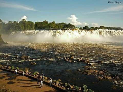 Parque nacional, la llovizna, edo bolivar, Venezuela