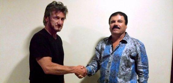 L'acteur et réalisateur américain a rencontré en secret le chef du plus grand cartel mexicain, dans le but de préparer un film sur sa vie. Une rencontre qui aurait menéà l'arrestation.