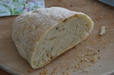 No Kneat Artisan Bread #synchronbacken #versiondeftig