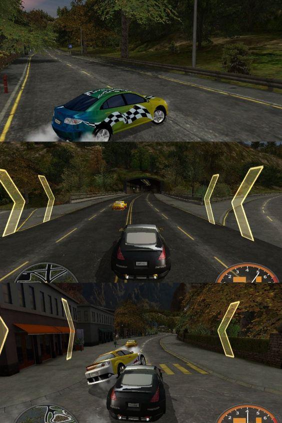 Heat Wave Game Screenshots