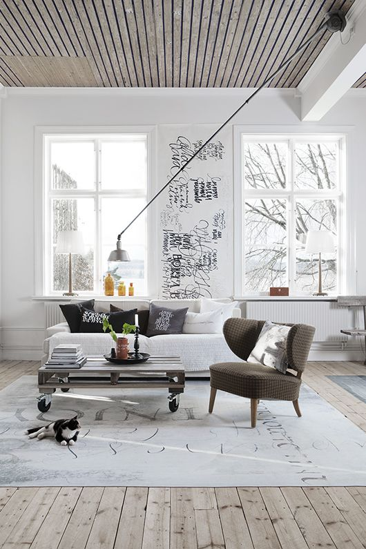 : Interior Design, Coffee Tables, Living Rooms, Livingroom, Wood Ceilings, Interiordesign, Ceiling Floor