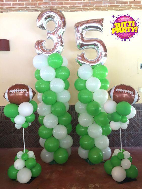 Ideas De Decoracion Para Fiestas ~   ideas para ideas para fiestas futbol parties ideas fiestas party ideas