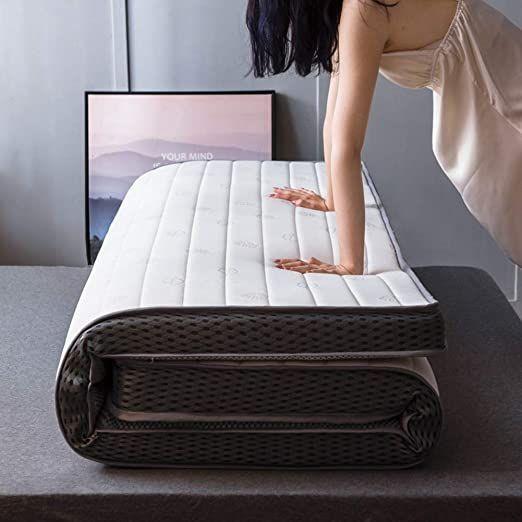 Lxycd Gel Memory Foam Mattress Thicken Tatami Mat Sleeping Pad Futon Quilted Floor Mat Breat In 2020 Japanese Floor Bed Gel Memory Foam Mattress Mattress Manufacturers
