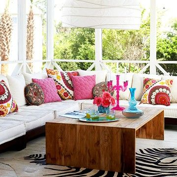sunroom: Coffee Table, Favorite Place, Dream House, Living Room, Outdoor Room, Sun Room, Sunroom