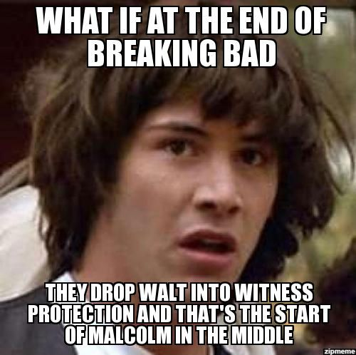 Funny Meme For Breakup : Breaking bad conspiracy and funny on pinterest