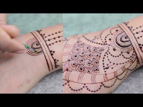 رسم حنة رقيق 2020 Tattoo Hand Tattoos Hand Henna Henna Hand Tattoo