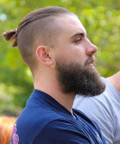 Men S Hairstyles 2019 Exclusively Perfect Hairstyles For Men Messy Hairstyle Top Knot Hairstyles Undercut Hairstyles Man Bun Hairstyles