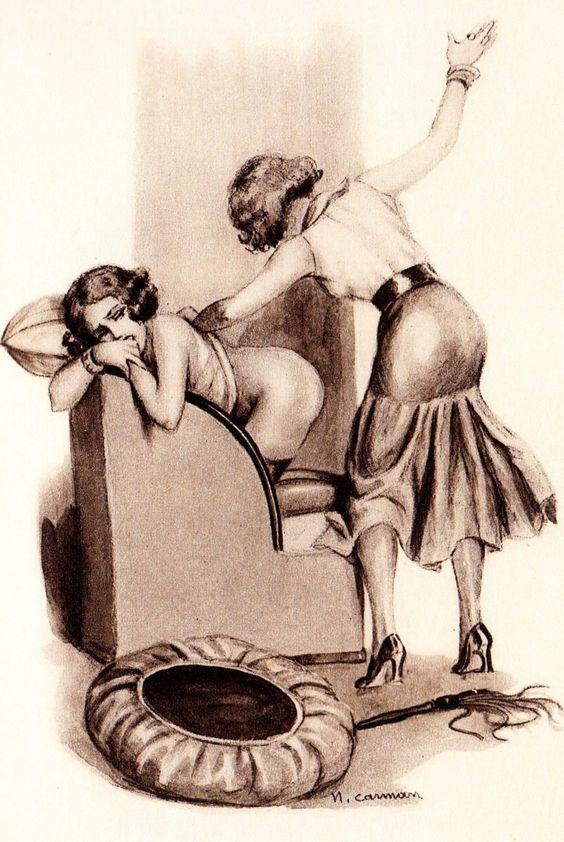 Old Erotic Art : Photo: