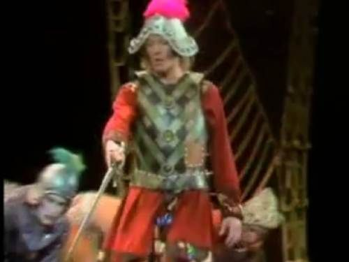 PIPPIN= WORST MUSICAL EVER!! PUKE! JHS is doing it next year, ugh!