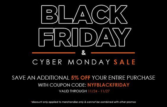 NYFifth Black Friday 2017 Sale