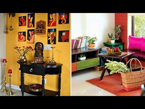 Low Budget Indian Style Interior Decor Design Ideas Drawing Room