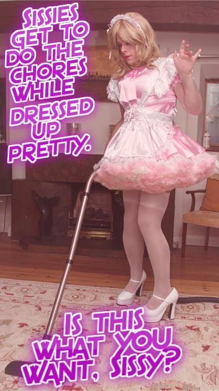 "jenni-sissy: ""MORE pretty captions for sissies! http://jenni-sissy.tumblr.com/archive """