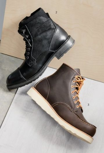 urban casual boots