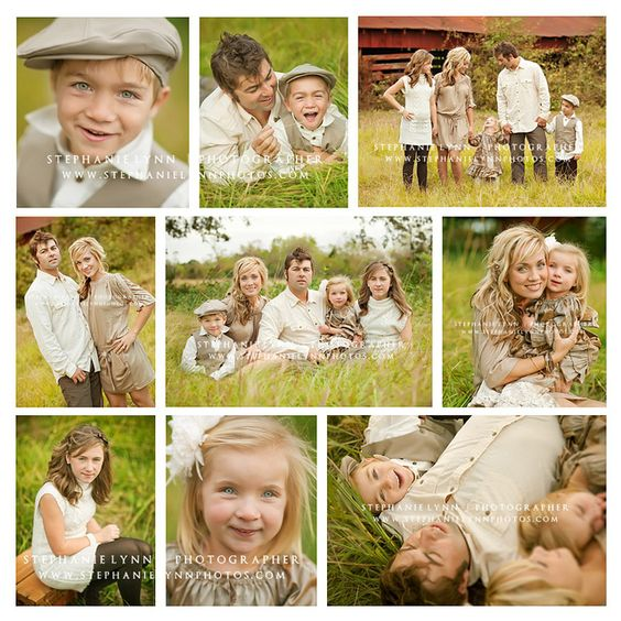 love this whole family session