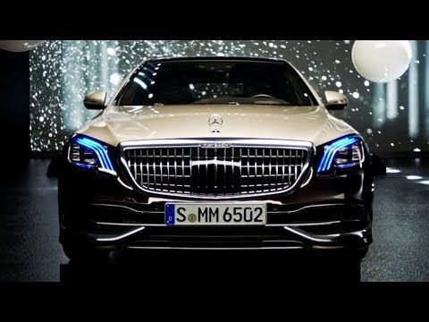 2020 Mercedes Maybach S650 Unveiled Youtube With Images