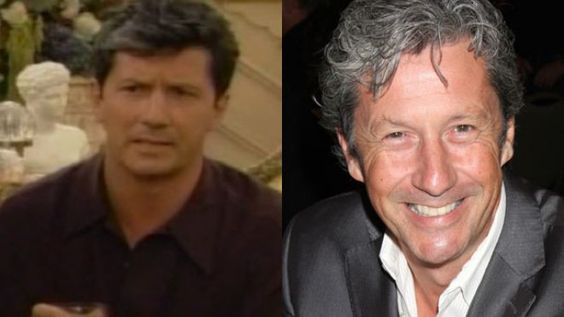 The cast of 'The Nanny' 20 years later: Where are they now?  Charles Shaughnessy